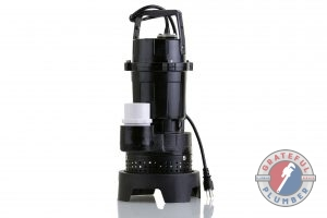 A New Sump Pump