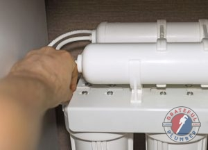 Installation of a Water Filtration System